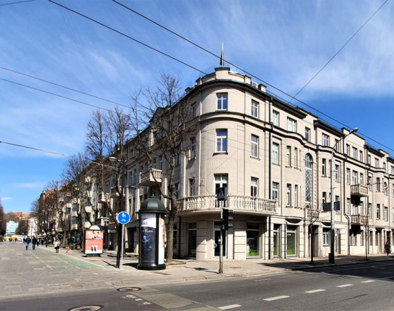 NTPC - Nekilnojamojo turto paslaugu centras. Daukanto g. 8, Kaunas.